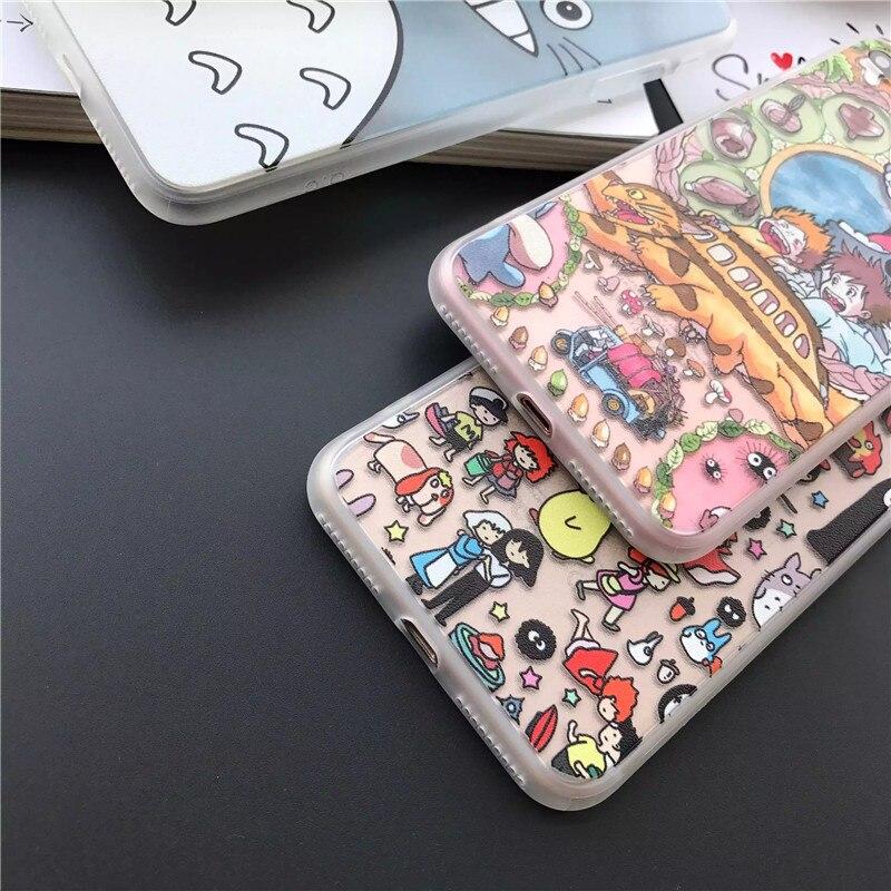 coque iphone 8 totoro