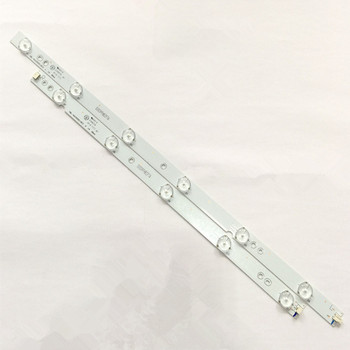 цена на New 42 inch 46 inch 11 light LCD LCD TV screen LED backlight kit single row length 920MM