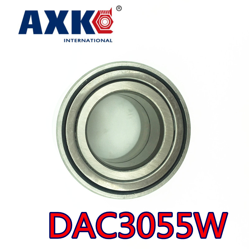 2018 Axk Promotion Free Shipping Dac30550032 Dac3055w Cs31 Dac305532 Atv Utv Car Bearing Auto Wheel Hub Size 30*55*32mm 305532 auto spare parts front wheel hub bearing fit for bmw m5 513219 3885a016 free shipping