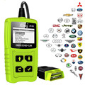 Считыватель кодов JDiag JD101  инструмент для сканирования двигателя  светильник для проверки двигателя  диагностический инструмент для автомо...