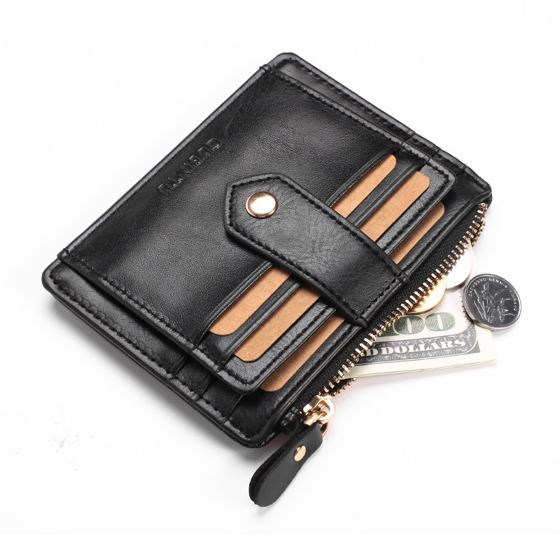 Small Wallet Brand Short Women Wallets PU Leather Men Purse Card Holder Wallet Fashion Zipper Clutch Wallet Men Coin Bag new anime style spiderman men wallet pu leather card holder purse dollar price boys girls short wallets with zipper coin pocket