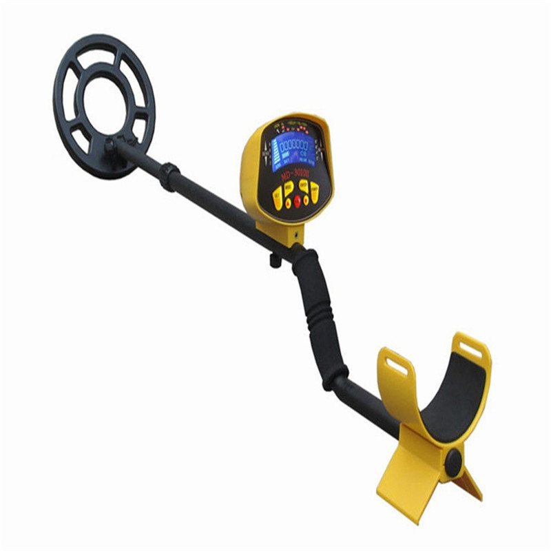 MD-3010II Metal Detector of the Underground Gold Metal Detector High Sensitivity Metal Detectr Gold Free Shipping MD3010II the most popular gold detector