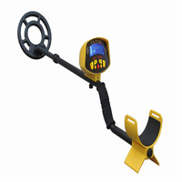 MD 3010II Metal Detector of the Underground Gold Metal Detector High Sensitivity Metal Detectr Gold Free Shipping MD3010II