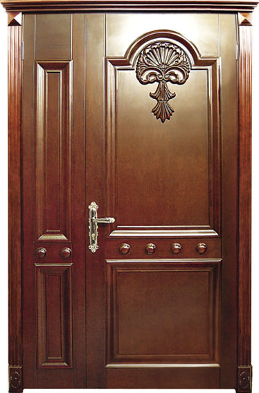 2015 chinese supplier interior modern wood door designs for Wooden single door design for home