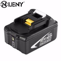BL1860 18V Rechargeable Lithium Ion 6.0Ah Battery Replacement Power Tool Packs for MAKITA BL1860 High Quality !!!