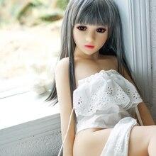 См 100 см японская настоящая Силиконовая секс-кукла с металлическим скелетом TPE Реалистичная Аниме кукла любовь реалистичные силиконовые секс-куклы Sexshop