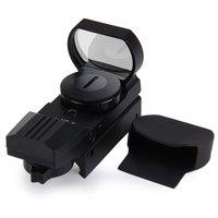 11/20 мм оптический прицел на планку Охота Airsoft оптика Сфера Голографическая Красный точка зрения рефлекс 4 сетка тактический пистолет аксесс...