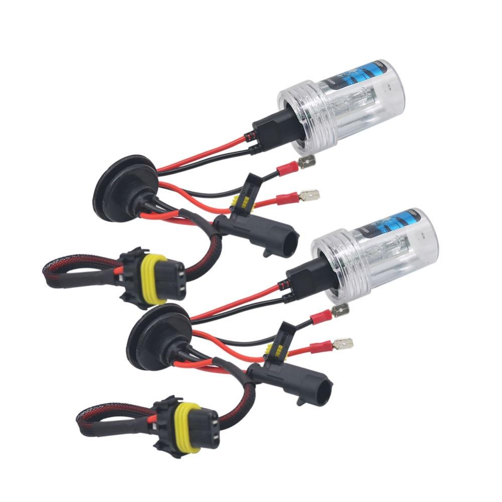 1 комплект ксенон H7 AC 55W HID комплект H1 H4 - Автомобилни светлини - Снимка 3