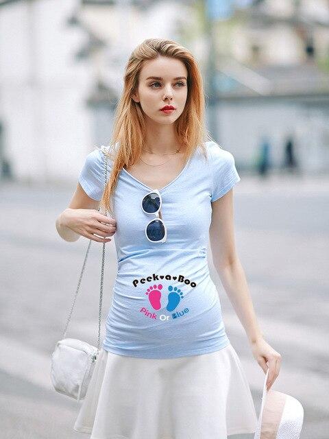 Повседневная хлопка платье материнства одежда для беременных плюс размер дамы беременных платья многоцветный длинный Футболка платье