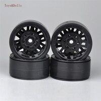 New Arrival 1 10 Aluminum Wheel Hub AX 616BK For Climbing Car Remote Control Toy Car