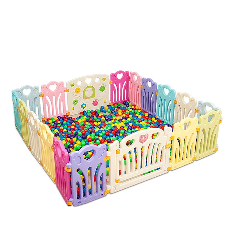 Safe Baby Playpens Children Play Fence Kids Activity Gear Environmental Protection EP Safety Play Yard Indoor Outdoor Game House