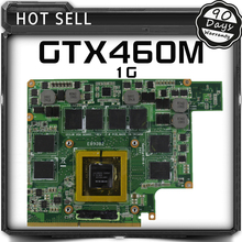 G73JW For ASUS G53JW G73SW G53SW G53SX VX7 VX7S GTX460M GTX 460 N11E-GS-A1 1GB DDR5 MXMIII VGA Video Card Graphic card