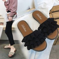 Brand Ksyoocur 2018 New Ladies Slippers Shoes Casual Women Shoes Comfortable Spring Autumn Summer Women Slippers