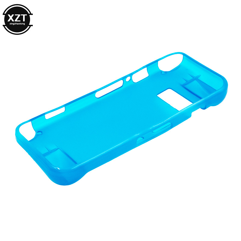 Soft TPU Grip Protection Cover For Nintend Switch NS Case Shell Console Controller Accessories Ultra Thin Anti-Scratch Case 4