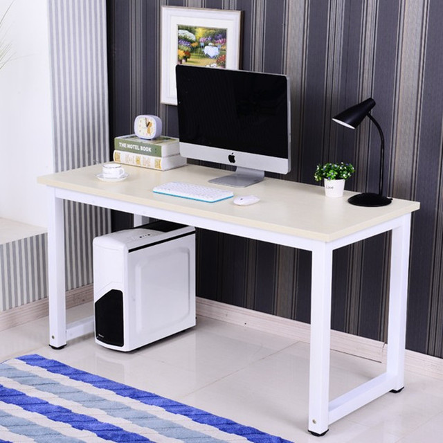table pas cher simple ordinateur de bureau bureau. Black Bedroom Furniture Sets. Home Design Ideas