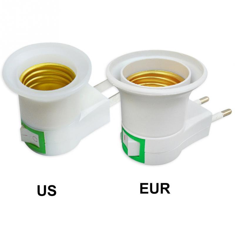 лампы гнездо адаптера конвертер переменного тока