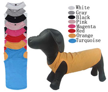 Dachshund dog clothes pure cotton