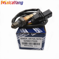 Hight Quality Air Fuel Ratio Sensor 0258017025 LSU4.9 Wideband Oxygen Sensor 30 2004 LSU 4.9 17025