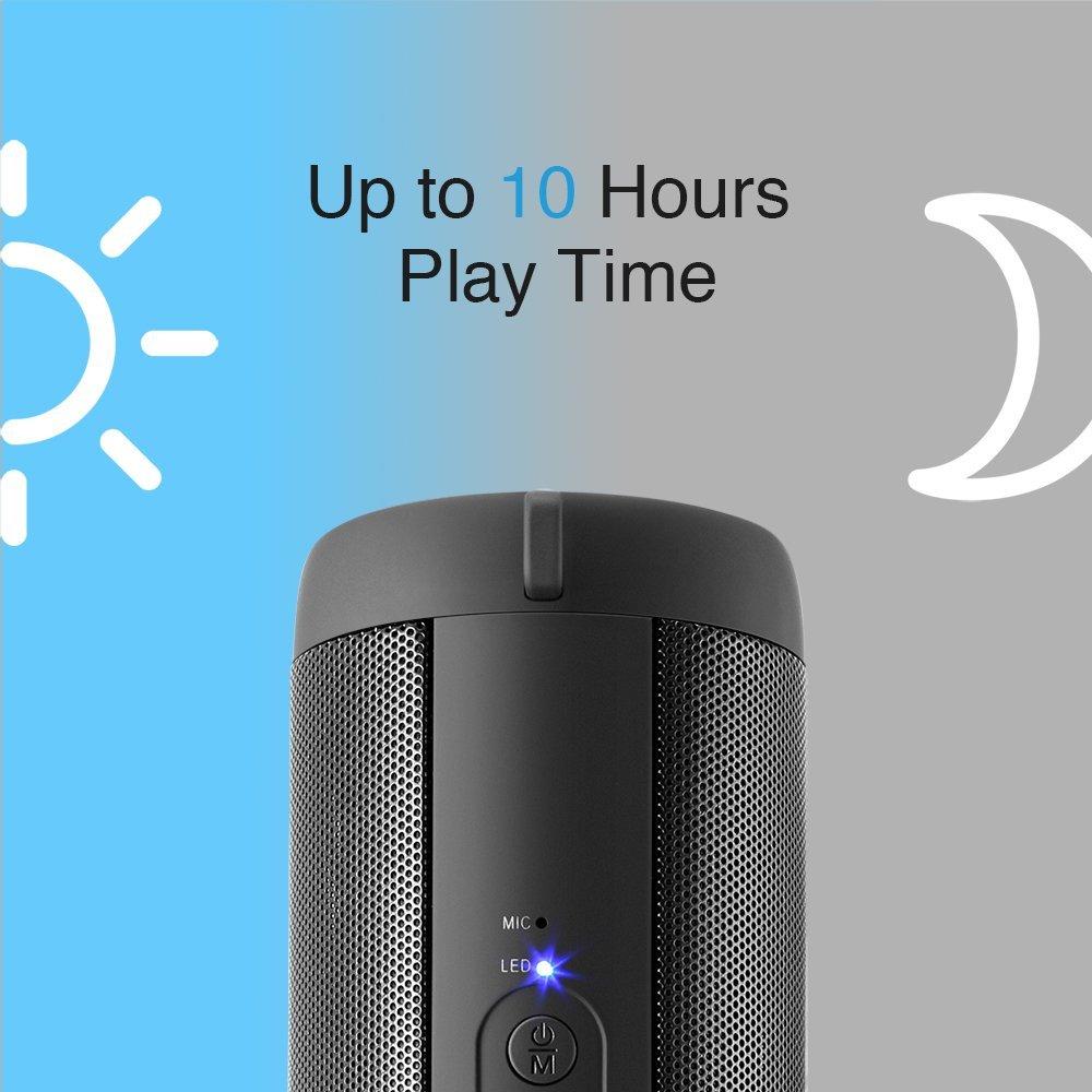 M J Wireless font b Best b font Bluetooth Speaker Waterproof Portable Outdoor Mini Column Box