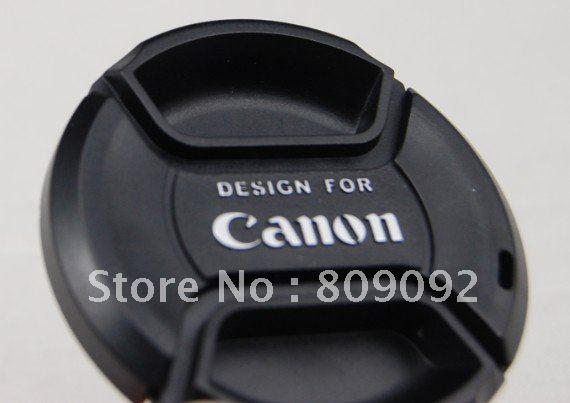 52 мм передняя крышка объектива с ремешком для Canon