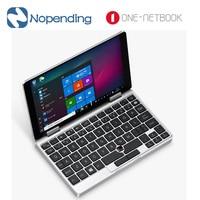 NEW One Netbook One Mix Yoga Pocket Laptop Intel Cherry Trail x5 Z8350 Gamepad Game Player 7inch IPS 1920*1200 Win 10 128GB eMMC