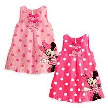 Summer Minnie Dress Girls