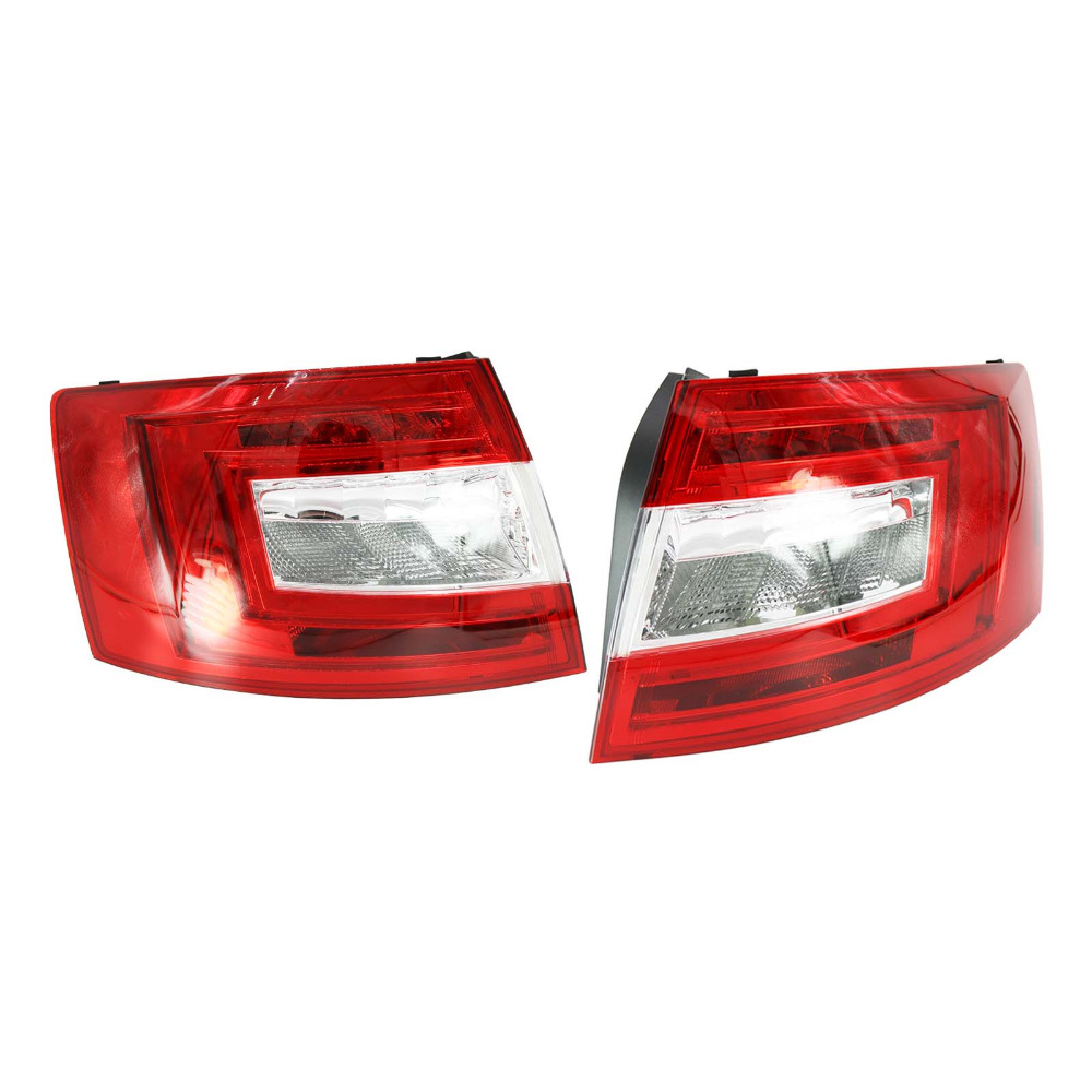 2Pcs For Skoda Octavia A7 2013 2014 2015 2016 Tail Light Rear Light Car Styling LED givenchy 2014 12g 2 7