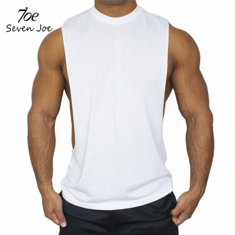 Popular sleeveless muscle shirts buy cheap sleeveless for Mens sleeveless denim shirt wholesale