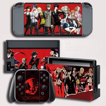 Autocollants Nintendo Switch Persona 5