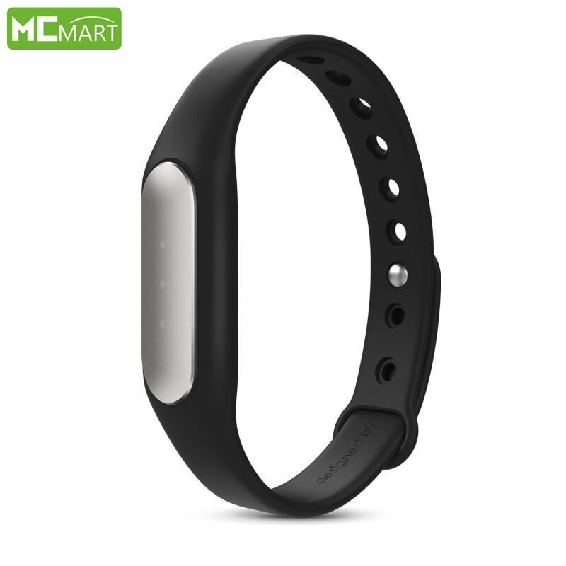 Xiaomi Mi Band Strap 1A Waterproof Bluetooth Fitness Smart Mi Wristband Bracelet Internationl
