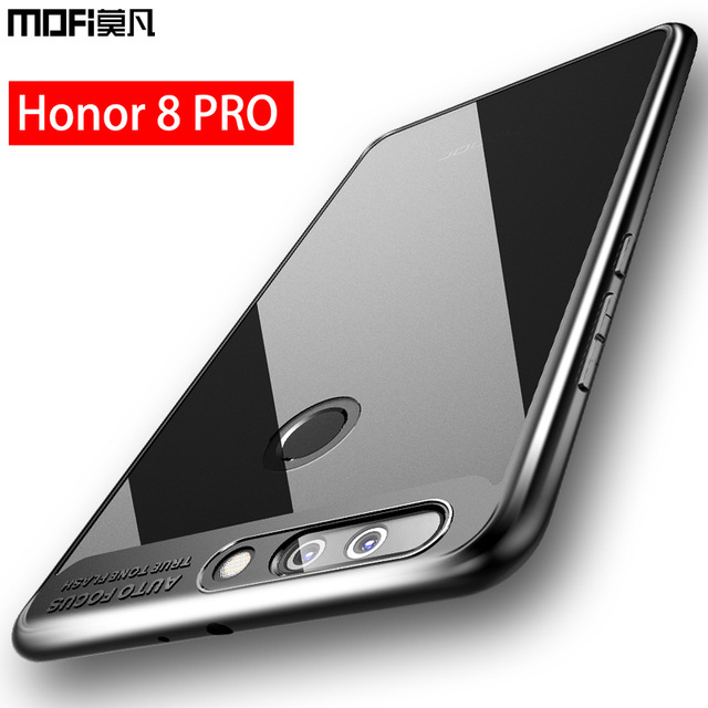 Huawei honor 8 pro case Huawei honor8 pro case back silicone protective anti knock mofi clear hard capa Huawei honor 8 pro case