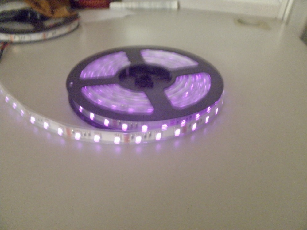 Free shipping 940nm infrared SMD5050 Flexible LED Strip