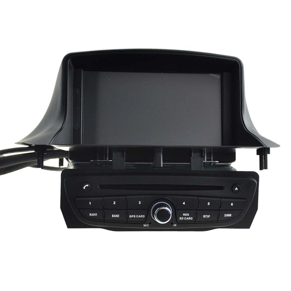 For 7 Quad core android 5 1 Megane 3 2009 2011 Car DVD player GPS Tape