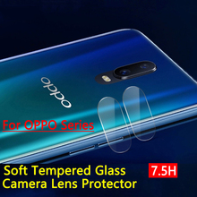 Back Camera Lens Screen Protector Tempered Glass For OPPO R17 Pro R15 Pro R1 R11S Plus Protector Film For OPPO A77 79 7X A7 A5 chauvet pro rogue r1 wash