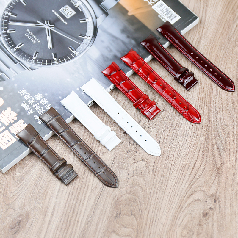 Women\'s Watch Accessories for Tissot Kutu T035 Strap T035210 T035207A Women\'s Waterproof Watch Strap