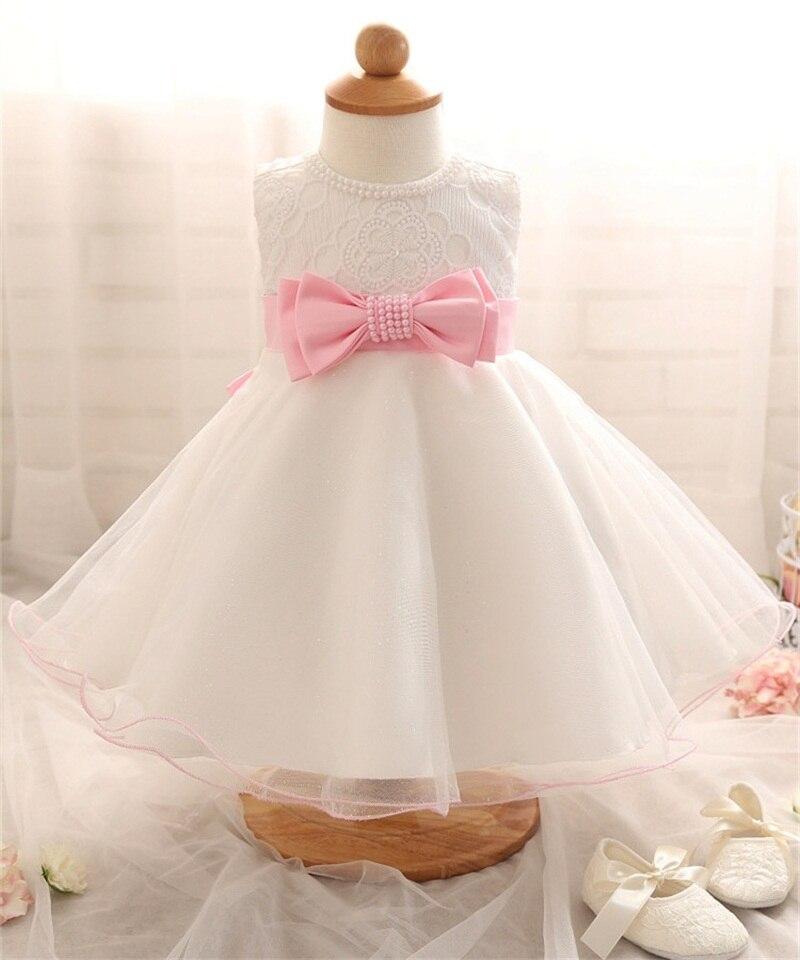 Prinzessin baby mädchen dress brautkleid für neugeborene 1 jahr ...
