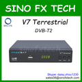 Freesat V7 Terrestre DVB-T2 HD 1080 p MPEG4 DVBT2 set top box