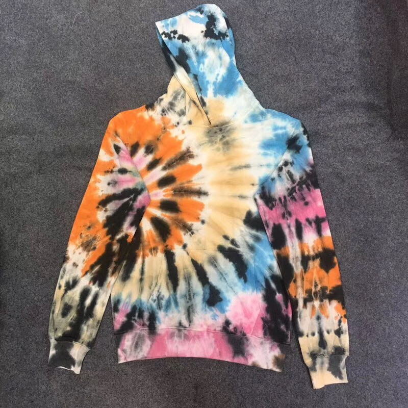 2582d8b6f284 2019 Travis Scott Astroworld X DSM NY Screamer Women Men Hoodies 1:1 Best  Tie dyeing Sweatshirts ASTROWORLD Pullover ~ Hot Sale July 2019