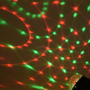 Image 3 - RGB LED Magic ball disco Lights for Home Music Center Car USB Decoration Stage Lighting Effect Stroboscopes Sound Party Light