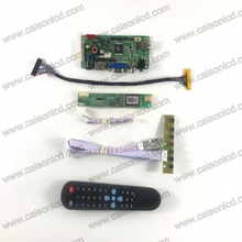 AVX9CZ suporte placa controladora LCD HDMI VGA AV de ÁUDIO para o painel LCD 17 polegada 1440X900 V1 B170PW01 N170C2-L01 LTN170X3-L01 diy