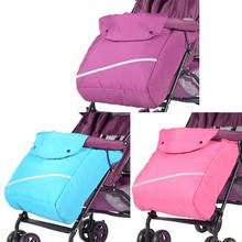 Universal Baby Stroller Foot Cover Accessories Autumn And Winter Windshield Anti-cold Thickened Warm Foot Muff
