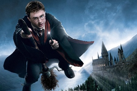 Daniel Radcliffe,<font><b>Harry</b></font> <font><b>Potter</b></font> <font><b>and</b></font> <font><b>the</b></font> <font><b>Chamber</b></font> <font><b>of</b></font> <font><b>Secrets</b></font> - movie silk fabric cloth Poster Print For Home Decorative painting
