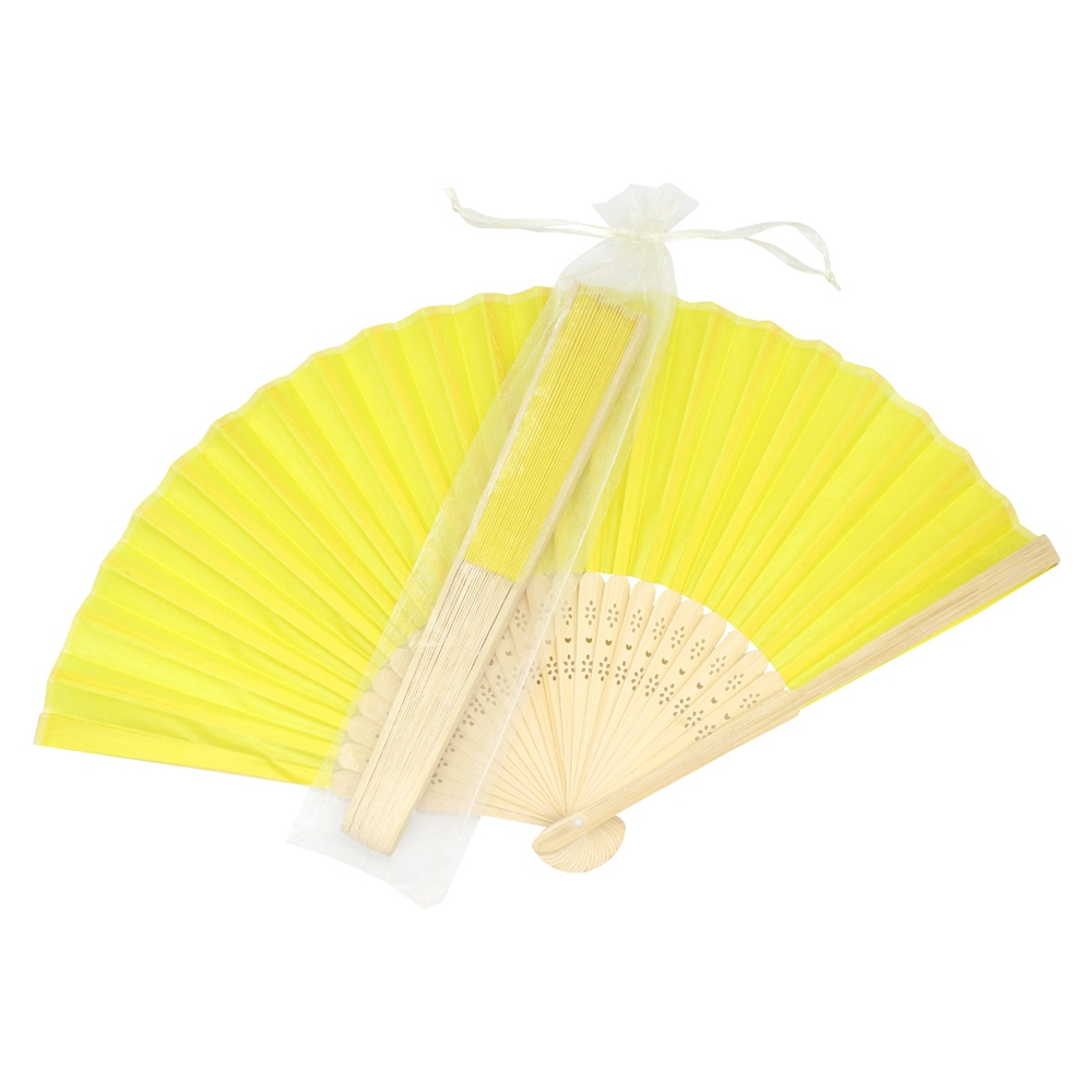 Yellow With Bag