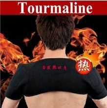 Hot-1pc турмалин плечо отопление пояса плечо отопление пояса облегчить # 724