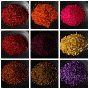 Image 3 - 24 異なるすべてマット顔料粉末染料 · 化粧品グレード