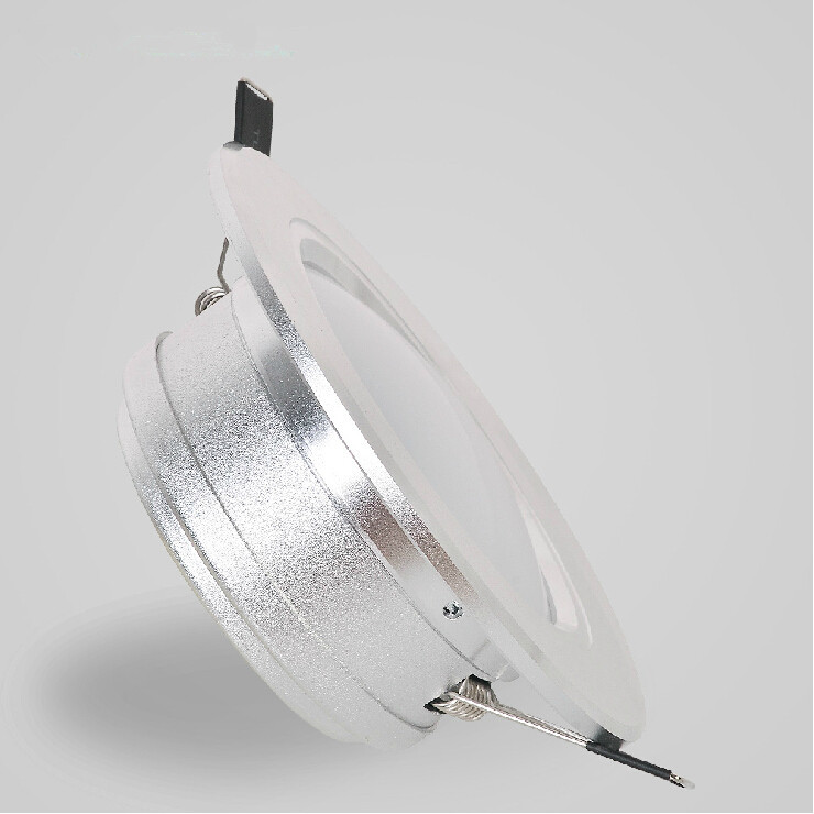 Wholesale 10PCS 20W LED Ceiling lamps Downlights high power Cold white/warm white AC110-240V Free shipping/DHL 1w led bulbs high power 1w led lamp pure white warm white 110 120lm 30mil taiwan genesis chip free shipping