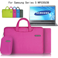 Для Samsung Series 5 Ultrabook NP530U3B NP530U3C NP535U3C 13.3 ''Делюкс Портативный Оксфорд Ткань Ручка Для Переноски Чехол Сумка