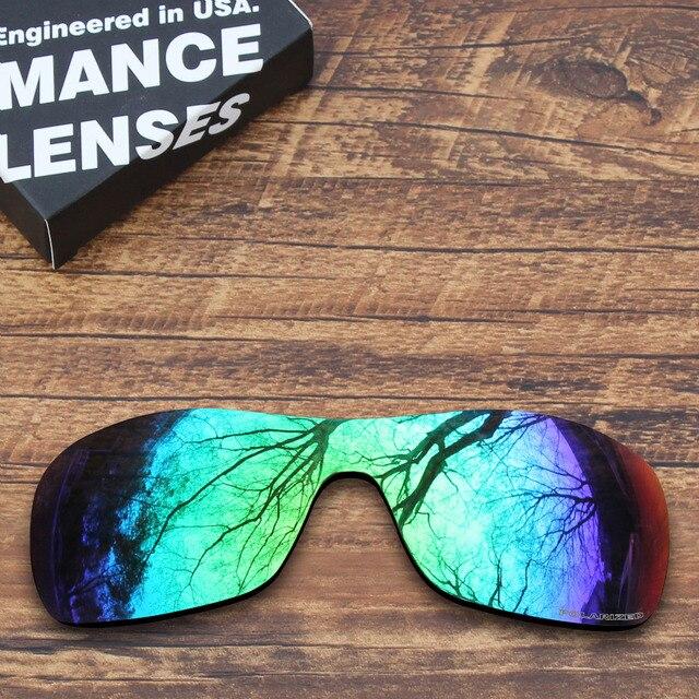 5fce67b8c3eed ToughAsNails Resistir À Corrosão da Água Do Mar Antix Polarizada Lentes de  Reposição para óculos Oakley