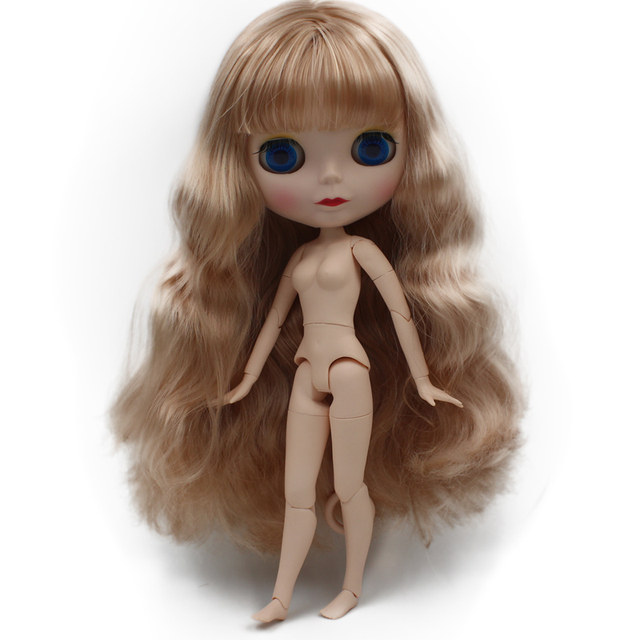 Cupid Neo Blythe Doll Matte Skin Jointed Body 10 Options 30 cm