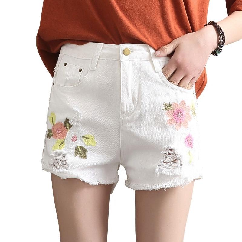 Online Get Cheap High Waisted White Jean Shorts -Aliexpress.com ...